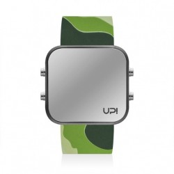 CEAS UPWATCH LED MATTE BLACK&CAMOUFLAGE