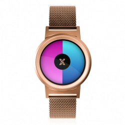 CEAS UNISEX XWATCH ROSE GOLD