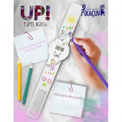 UP! PAPER WATCH