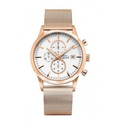 CEAS BARBATESC PIERRE RICAUD CUREA METALICA MESH ROSE GOLD
