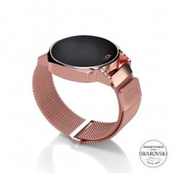 CEAS UPWATCH NEXT MINI ROSE GOLD SWAROVSKI® TOPAZ