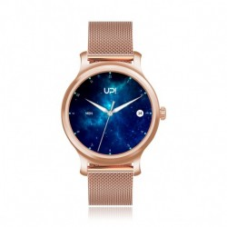 CEAS UPWATCH SMART CONNECT  ROSE GOLD CUREA  METALICA TIP MESH