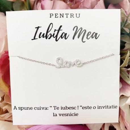 BRATARA PENTRU SOTIE/IUBITA