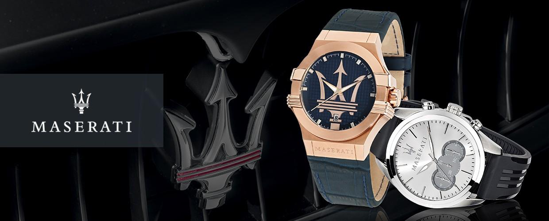 Ceasuri Maserati